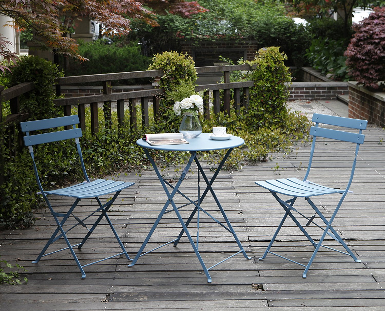 Cheap Patio Furniture Bistro Set Table