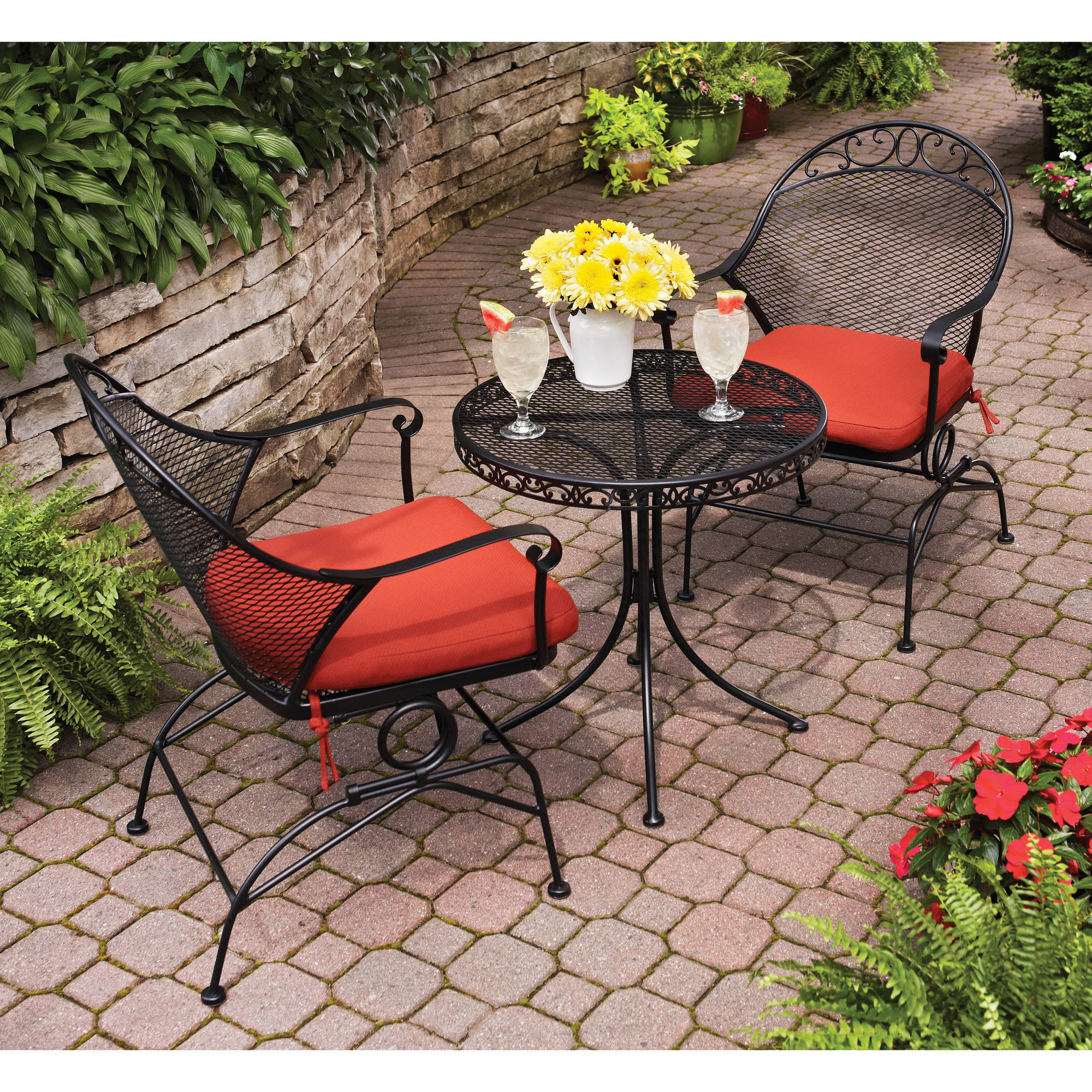 Outdoor Bistro Patio Sets Reviews